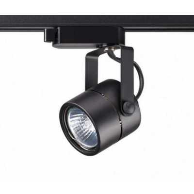 Светильник трековый 802 BK GU10