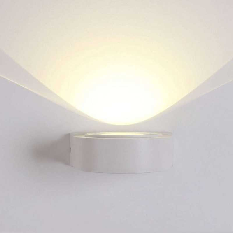 Бра Crystal Lux Clt 332 CLT 332W2 WH-WH