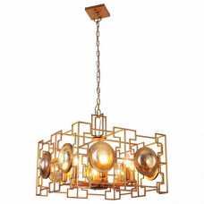 Подвесной Светильник Crystal Lux CUENTO SP8 GOLD