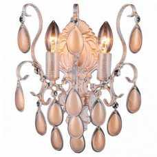 Бра Crystal Lux SEVILIA AP2 GOLD