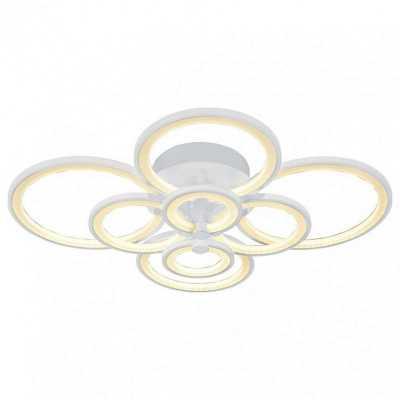 Светодиодная Потолочная Люстра Crystal Lux CLT 334C900PL