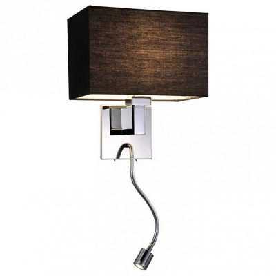 Бра Newport 14000 14202/A LED black