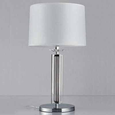 Настольная лампа Newport 4400 4401/T chrome без абажура