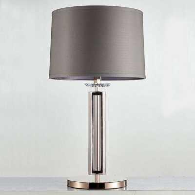 Настольная лампа Newport 4400 4401/T black nickel без абажура