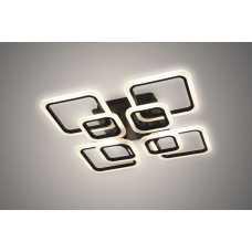 Светильник потолочный светодиодный ALM Lighting M0057 W 4+4 BK
