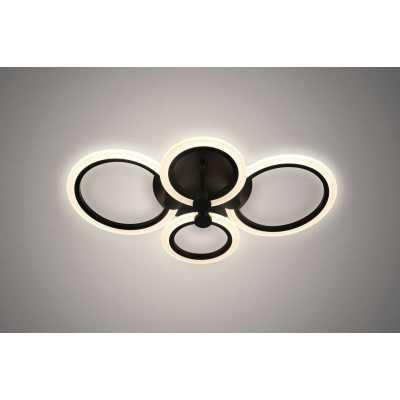 Светильник потолочный светодиодный ALM Lighting M0061W-4 BK