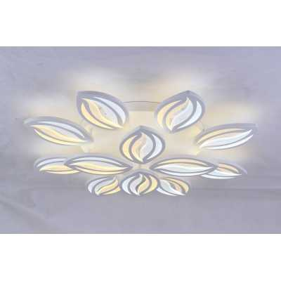 Светильник потолочный светодиодный ALM Lighting М0082 8+4 WH