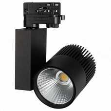 Светильник на штанге Arlight Lgd-Ares LGD-ARES-4TR-R100-40W Warm3000 (BK, 24 deg)