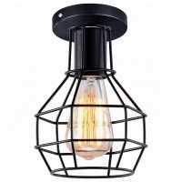 Накладной светильник Arte Lamp 1109 A1109PL-1BK