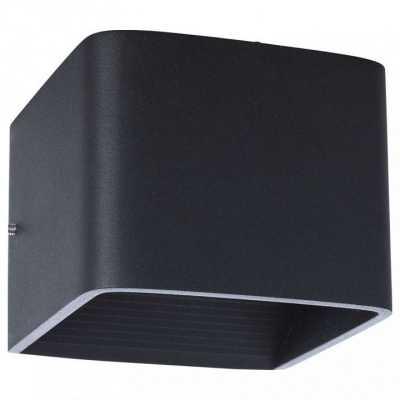 Накладной светильник Arte Lamp Scatola A1423AP-1BK