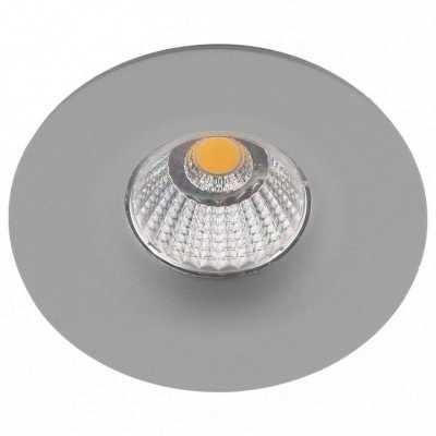 Встраиваемый светильник Arte Lamp 1427 A1427PL-1GY