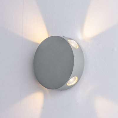 Накладной светильник Arte Lamp 1525 A1525AP-1GY