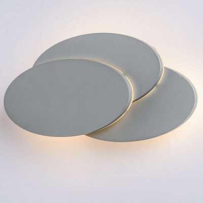 Накладной светильник Arte Lamp 1719 A1719AP-1GY