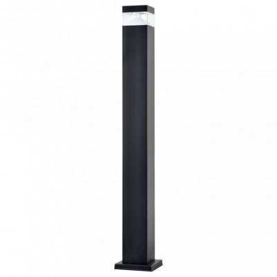 Наземный низкий светильник Arte Lamp Shalby A2218PA-1BK