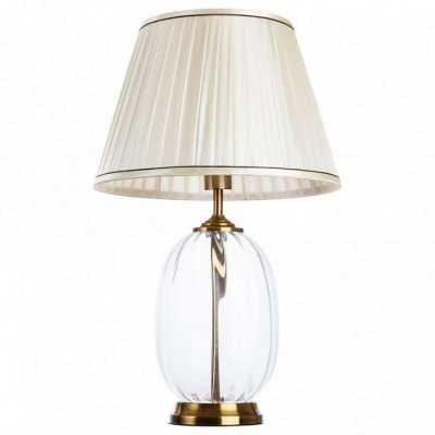 Настольная лампа декоративная Arte Lamp Baymont A5017LT-1PB