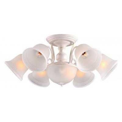 Потолочная люстра Arte Lamp Campanula A6306PL-8WG