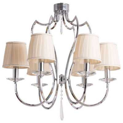 Подвесная люстра Arte Lamp Andrea A6352LM-6CC