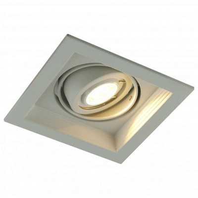 Встраиваемый светильник Arte Lamp 6661 A6661PL-1WH