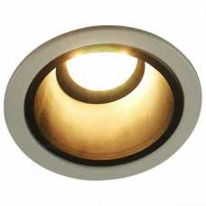 Встраиваемый светильник Arte Lamp 6663 A6663PL-1BK