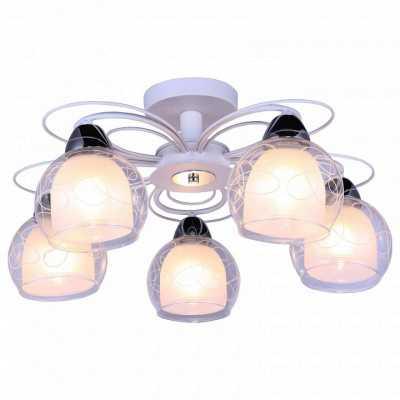 Люстра на штанге Arte Lamp 7585 A7585PL-5WH