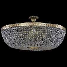 Люстра на штанге Bohemia Ivele Crystal 1911 19111/90IV G