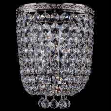 Накладной светильник Bohemia Ivele Crystal 1928 1928/2S/Ni