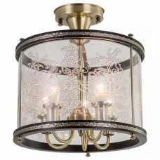 Светильник на штанге Citilux Версаль Венге CL408253R