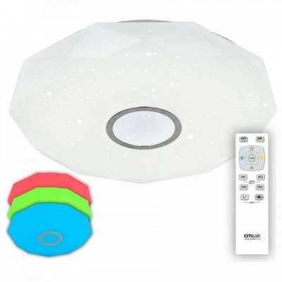 Накладной светильник Citilux Диамант CL71380RGB