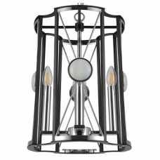 Подвесной светильник Crystal Lux Tandem TANDEM SP4 D410 CHROME