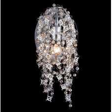 Бра Crystal Lux CARO AP1 CHROME