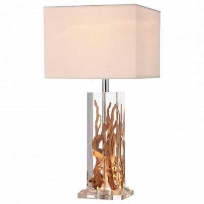 Настольная лампа декоративная Divinare Selva 3201/09 TL-2