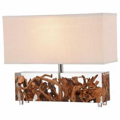 Настольная лампа декоративная Divinare Selva 3401/09 TL-1