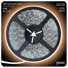 Лента светодиодная Gauss Gauss 311000105