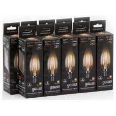 Лампа светодиодная Gauss  E14 5Вт 2700K 103801105