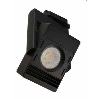 Светильник светодиодный трековый  FW-S 30 BK 30W 4500K