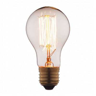 Лампа накаливания Loft it Эдисон E27 40Вт 2700K 1003-T