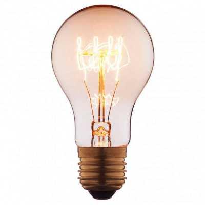Лампа накаливания Loft it Эдисон E27 60Вт 2700K 1004