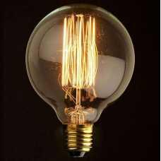 Лампа накаливания Loft it Эдисон E27 40Вт 2400-2800K G8040-67735
