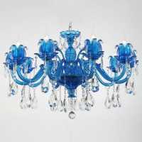 Подвесная люстра Lucia Tucci Ashanti Ashanti 1250.10 blu