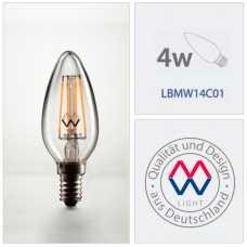 Светодиодная Лампа MW-LIGHT FILAMENT LBMW14C01