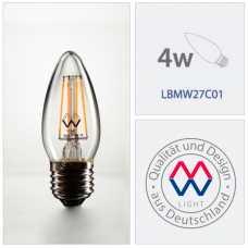 Светодиодная Лампа MW-LIGHT FILAMENT LBMW27C01