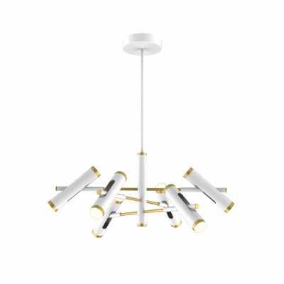 Светодиодная потолочная люстра FAVOURITE Duplex 2323-12P