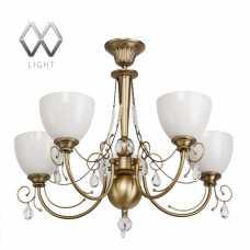 Люстра Потолочная MW-LIGHT Фелиция 347016405