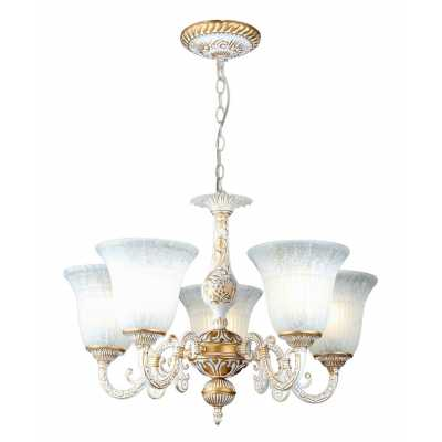 Люстра Подвесная Arte-Lamp DELIZIA A1032LM-5WG