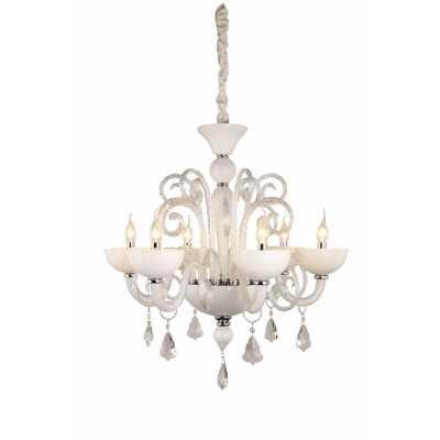 Люстра Подвесная Arte-Lamp ALBINA A1130LM-6CC
