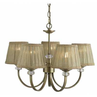 Люстра Подвесная Arte-Lamp SYLVIA A1180LM-5AB