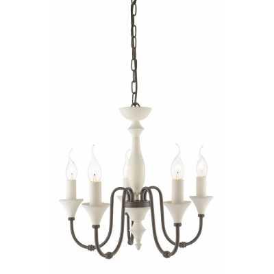 Люстра Подвесная Arte-Lamp LEGNO A1325LM-5WC