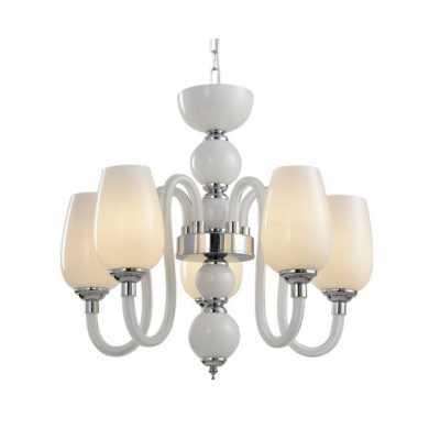 Люстра Подвесная Arte-Lamp LAVINIA A1404LM-5WH