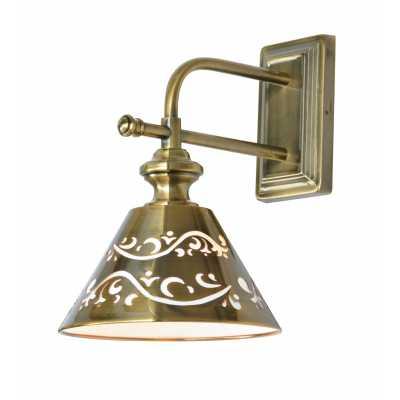 Бра Arte-Lamp KENSINGTON A1511AP-1PB