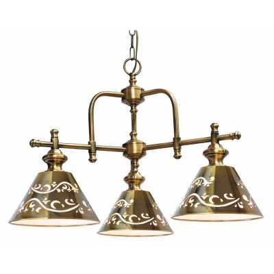 Люстра Подвесная Arte-Lamp KENSINGTON A1511LM-3PB